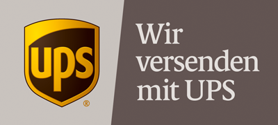 Unser Versandpartner: UPS (Quelle: UPS)